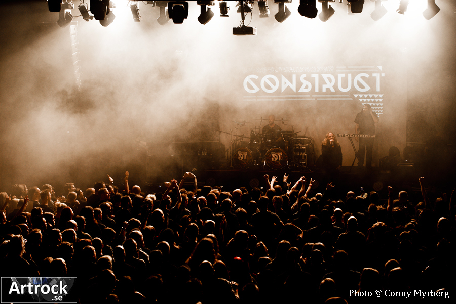 Dark Tranquillity – Gothenburg Sound Festival 2/1-2015