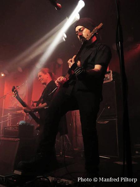 Crippled Black Phoenix i Göteborg.