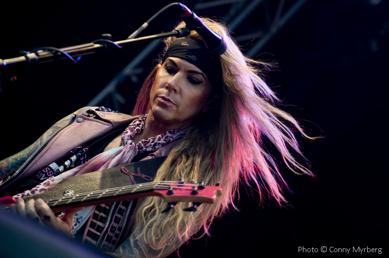 Steel Panther – Getaway Rock Festival 7/8-201