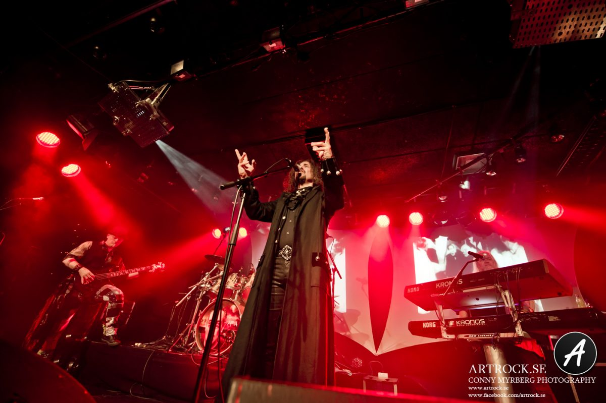 Arena – Musikens Hus/Göteborg 18/5 -2018