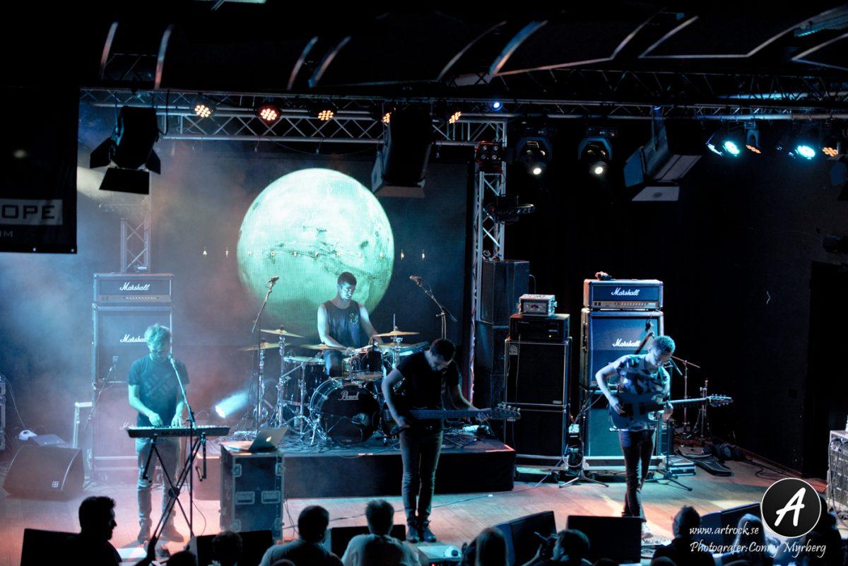 Atmospheres – ProgPower Europe 1/10-2016
