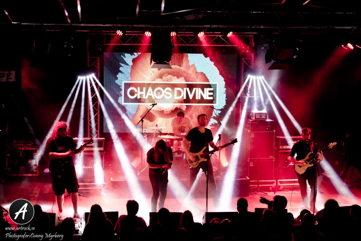 Chaos Divine – ProgPower Europe 1/10-2016