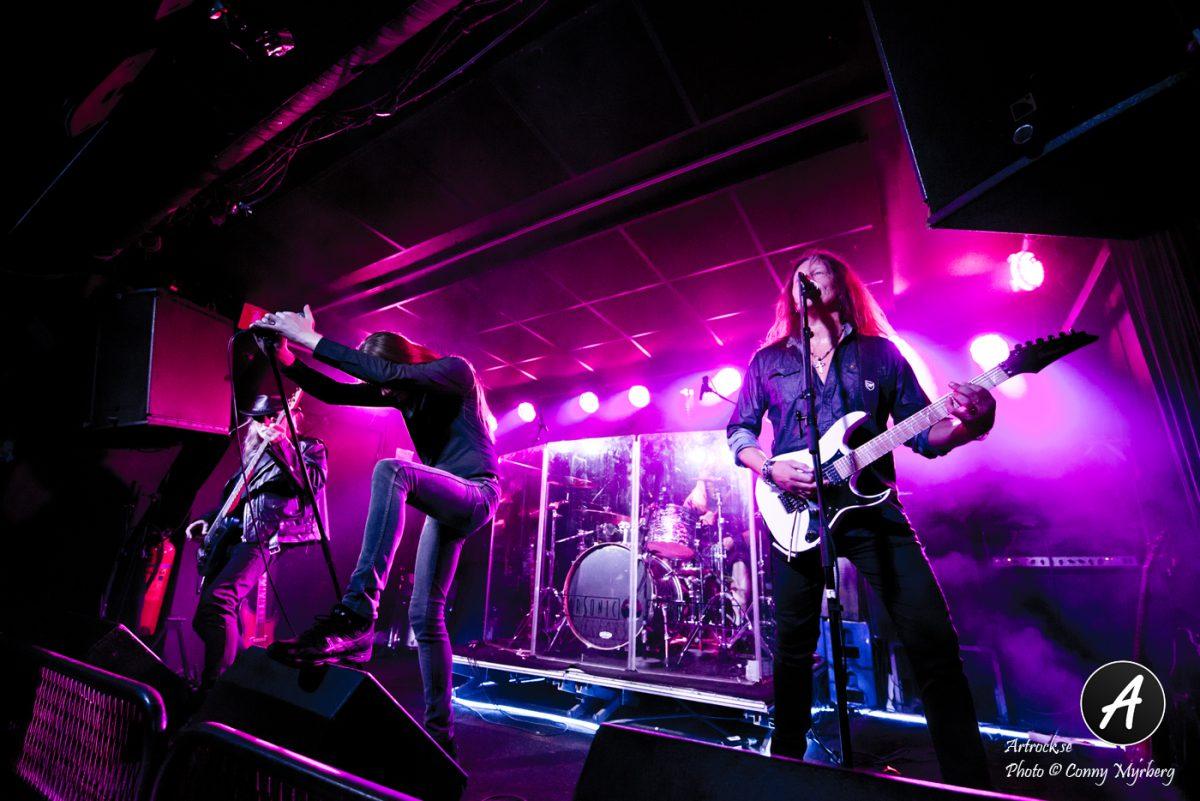 Destiny – Sticky Fingers/Göteborg 20/10-2016