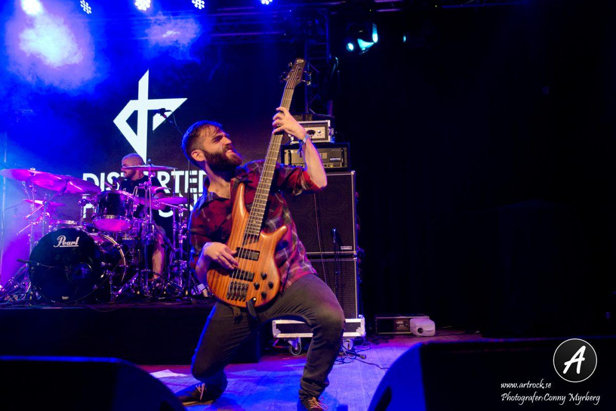 Distorted Harmony – ProgPower Europe 1/10-2016