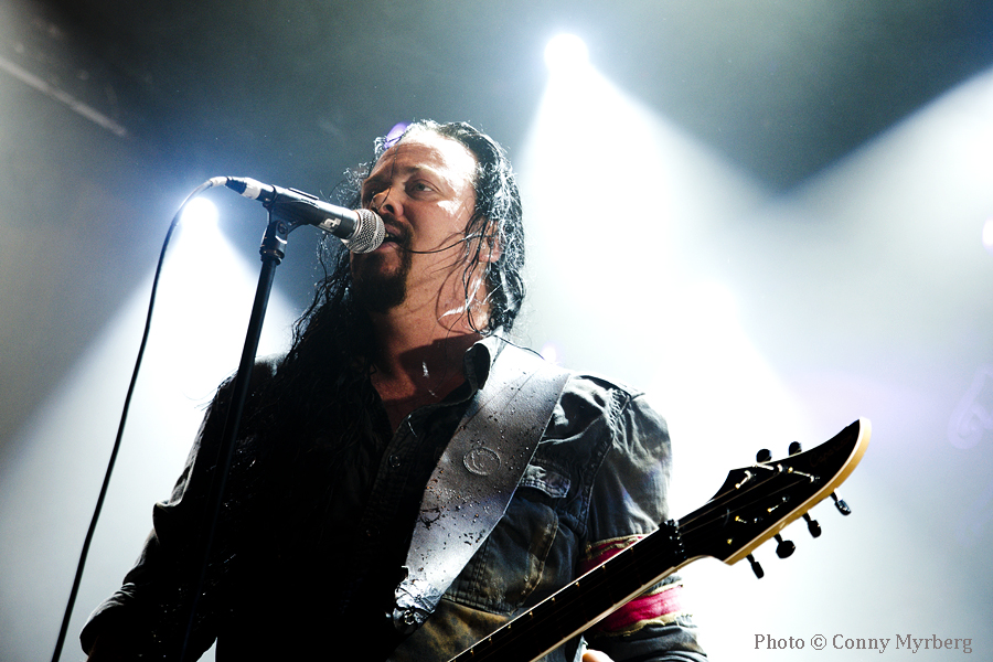 Evergrey – Gothenburg Sound Festival 3/1-2015