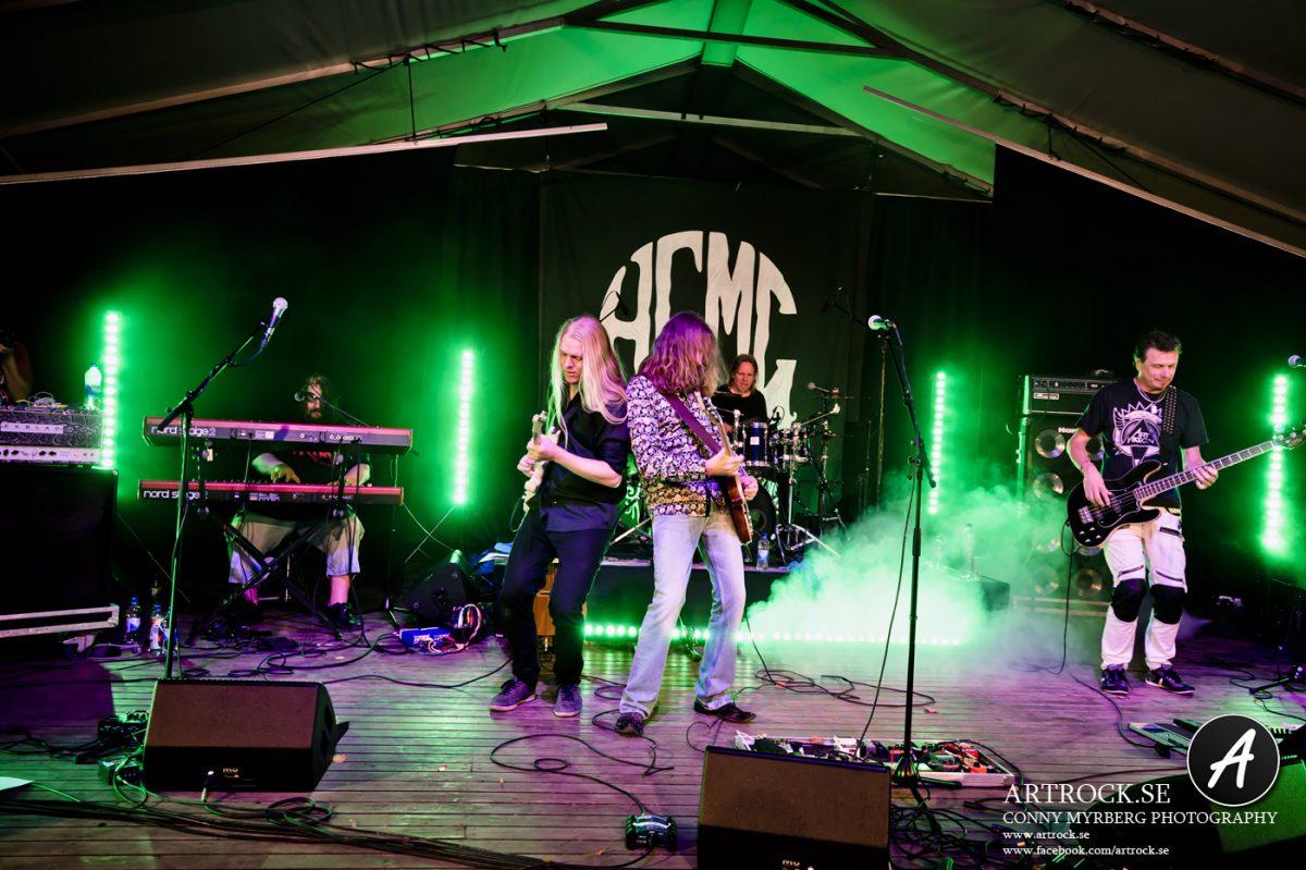 Hasse Fröberg & Musical Companion – Slottsskogen Goes Progressive 18/8-2018