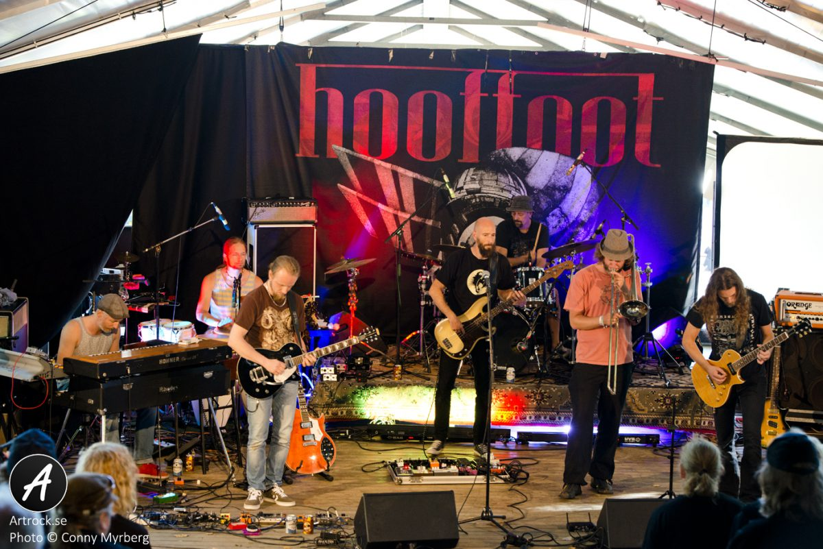 Hooffoot – Slottsskogen Goes Progressive 27/8-2016