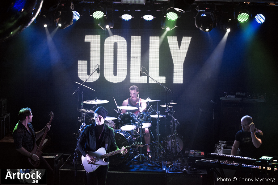Jolly – Sticky Fingers/Göteborg 21/11-2014
