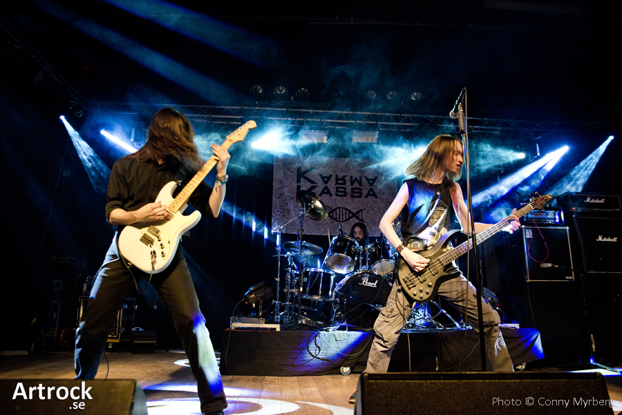 Karma Rassa – ProgPower Europe 3/10-2015