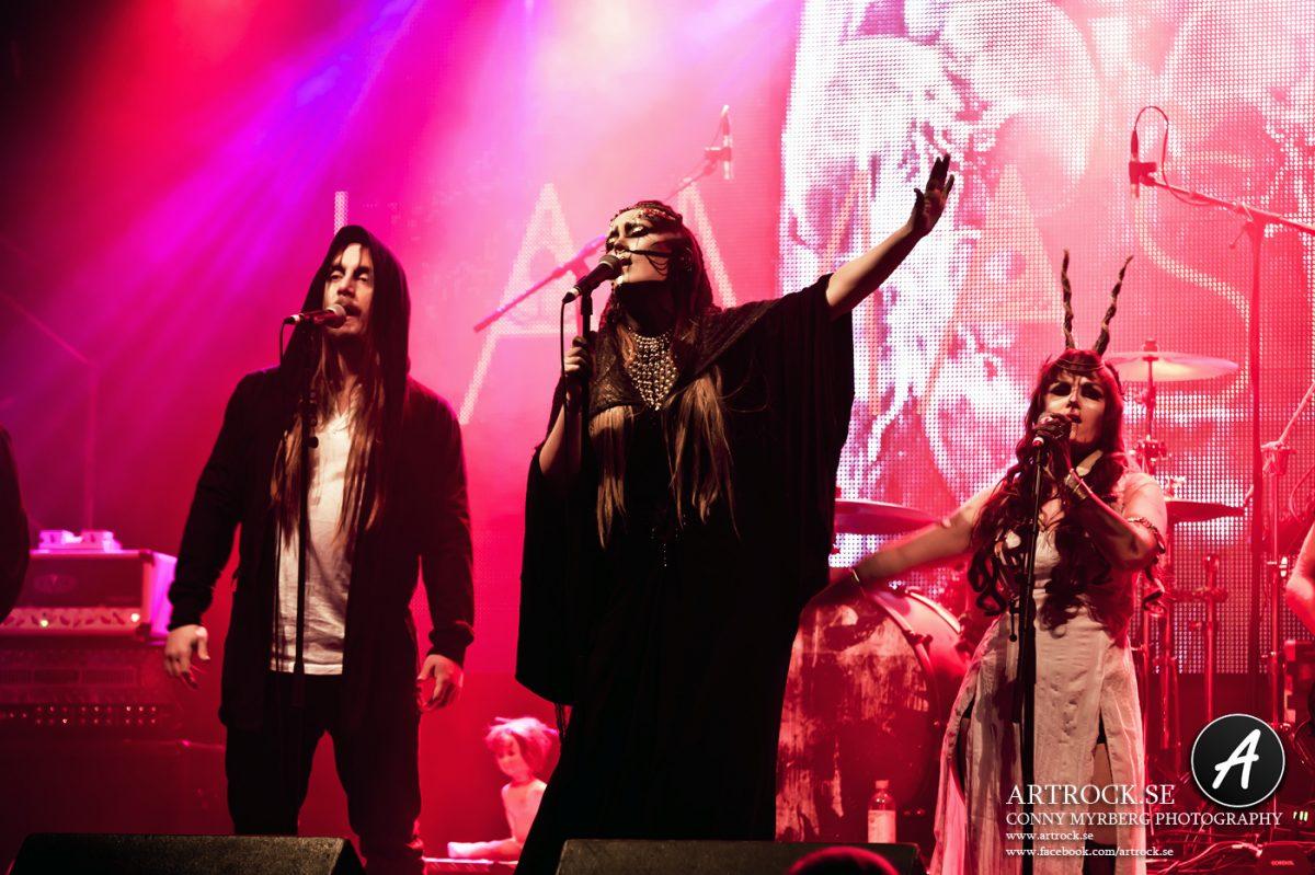 Lamashtu – Sticky Fingers/Göteborg 5/1-2018