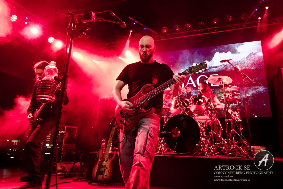 Ramage Inc. – ProgPower Europe 2018