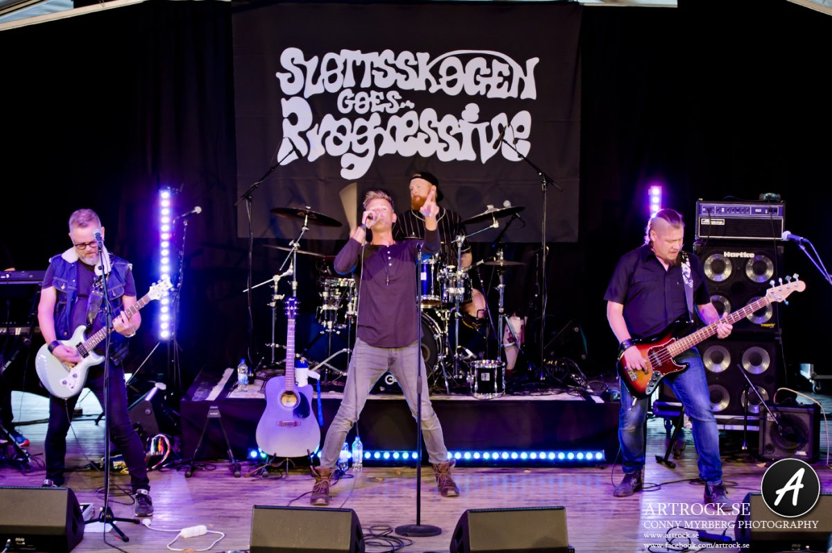 Skull Parade – Slottsskogen Goes Progressive 18/8-2018