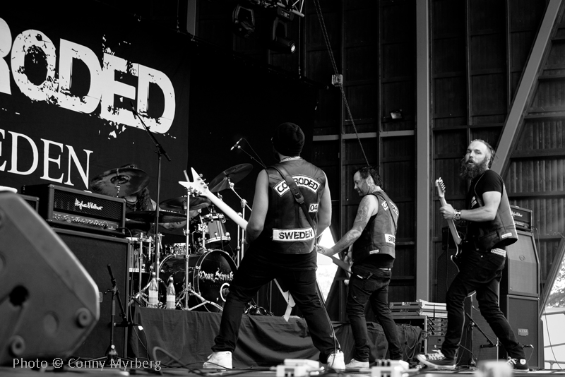 Corroded – Rock in Lisch 19/7-2014