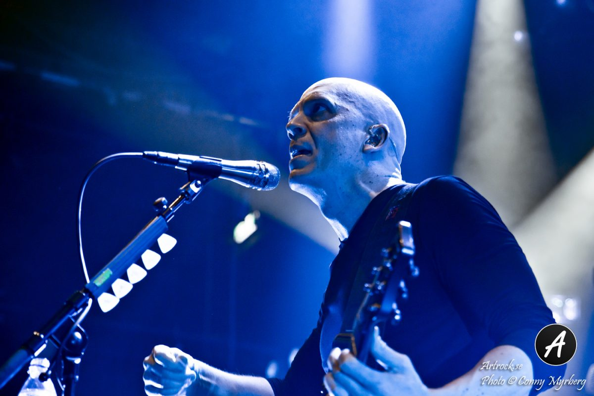 Devin Townsend Project – Pustervik/Gothenburg 23/2-2017