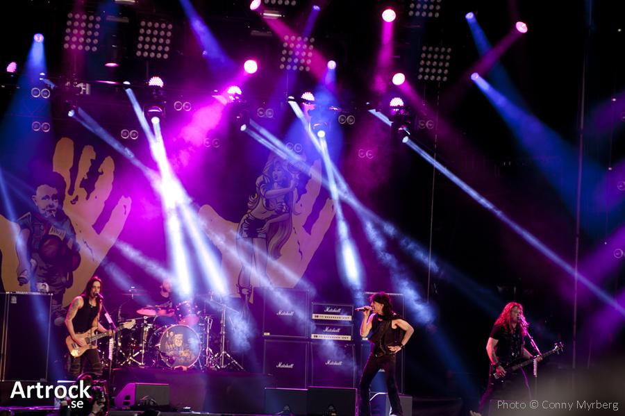 Extreme – Sweden Rock Festival 6/6-2015
