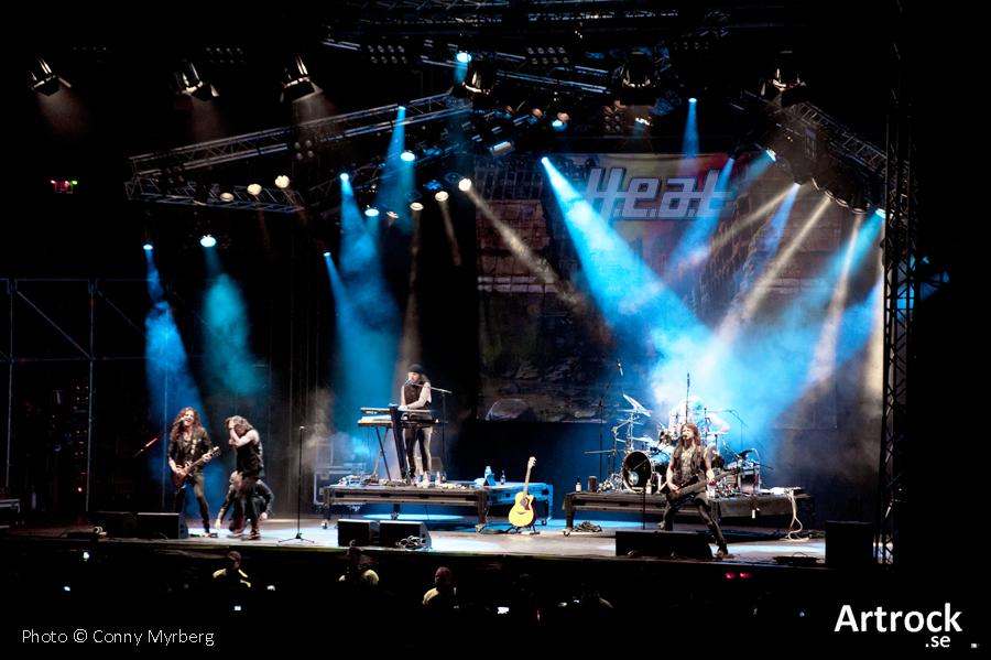 H.E.A.T – Sweden Rock Festival 5/6-2015