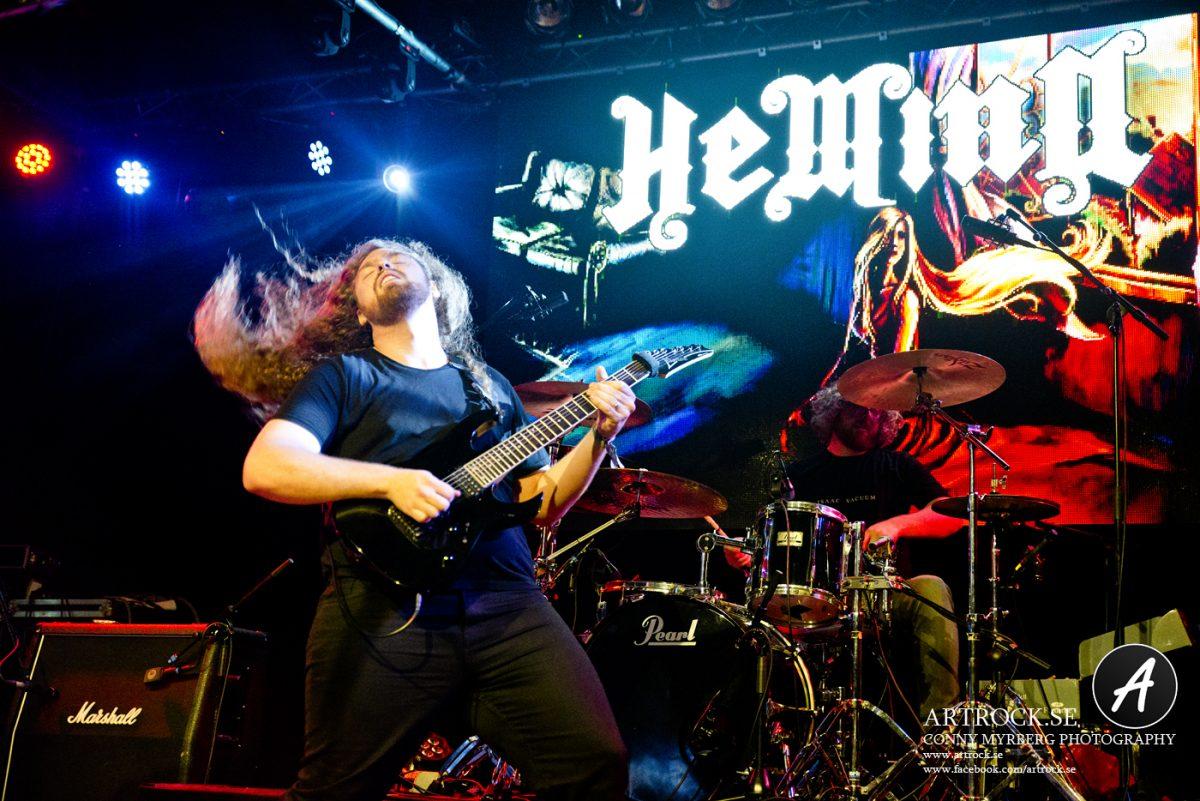 Hemina – ProgPower Europe 8/10-2017