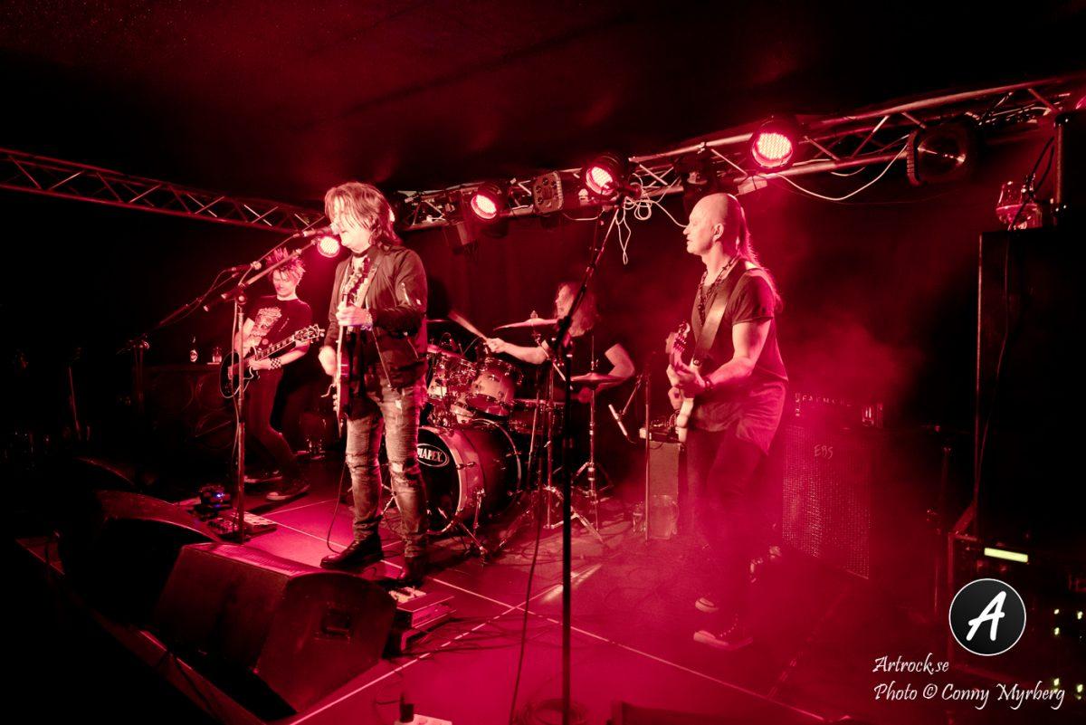 Kee Marcello Band – Trubaduren/Hönö 21/6-2017