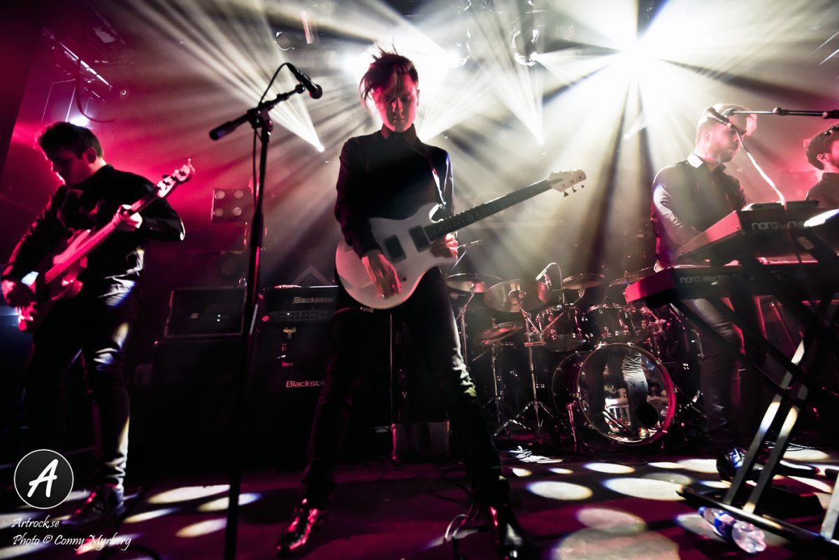 Leprous – Pustervik/Göteborg 23/2-2017