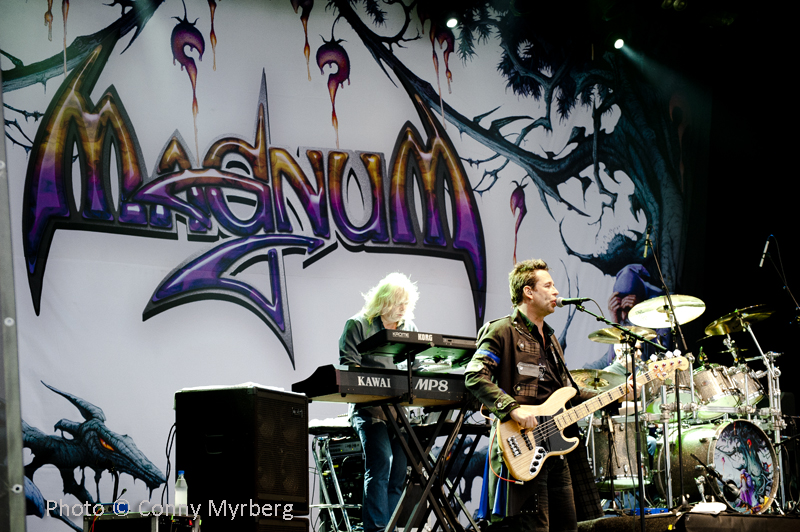 Magnum – Sweden Rock Festival 4/6-2014