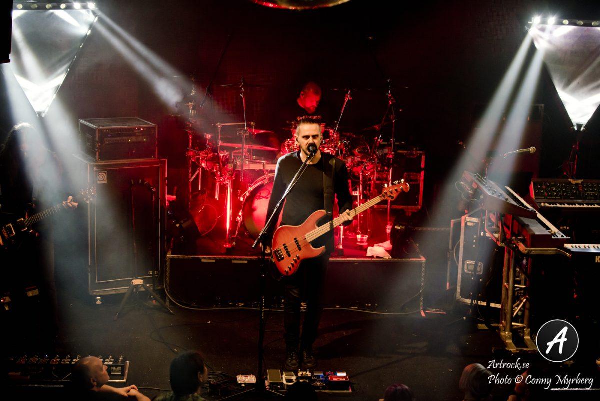 Riverside – Sticky Fingers/Göteborg 23/9-2017