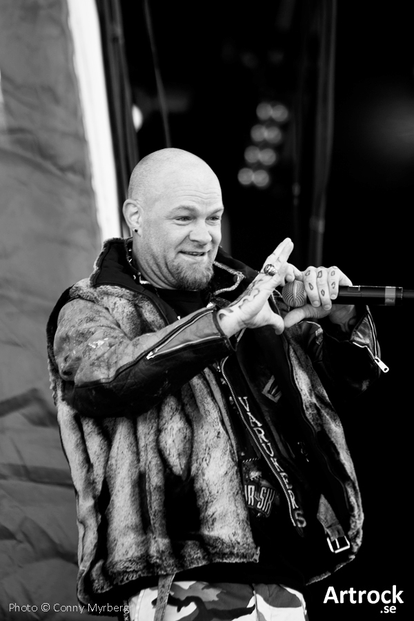 Five Finger Death Punch – Sweden Rock Festival 6/6-2015