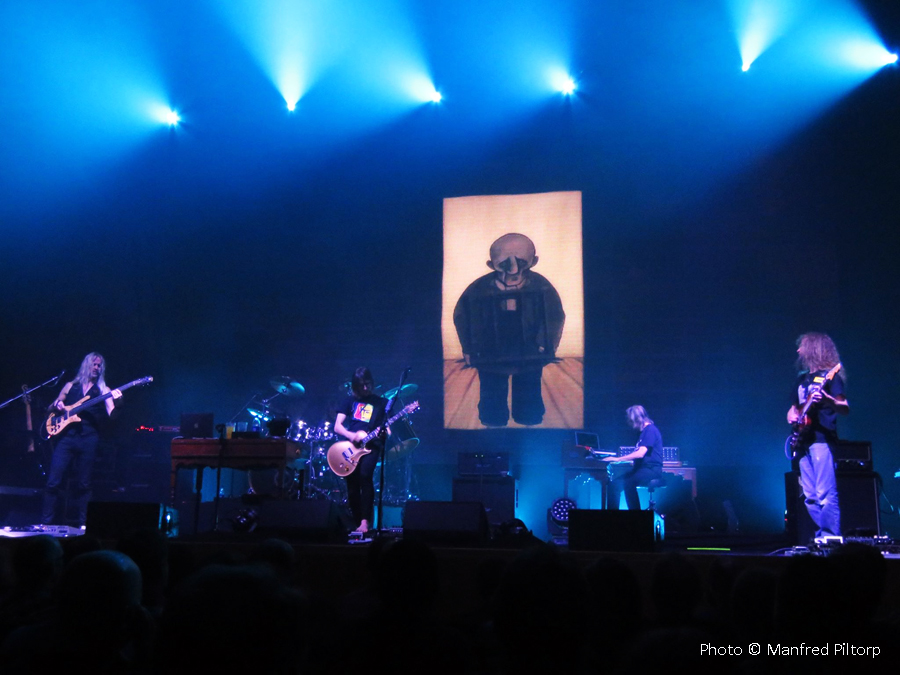 Steven Wilson Konserthuset/Göteborg 16/4-2015