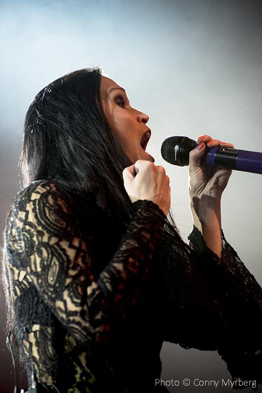 Tarja Turunen på Brewhouse, Göteborg 2/5-2014
