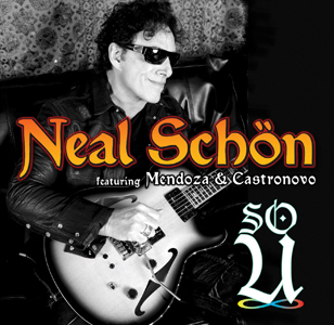 NEAL SCHON SO U cover