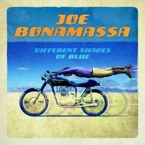 Joe Bonamassa Different shades od blue