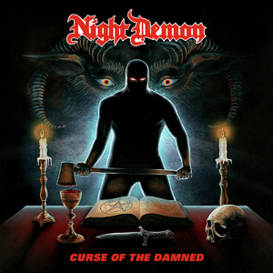Night Demon - Curse Of The Damned - 2015