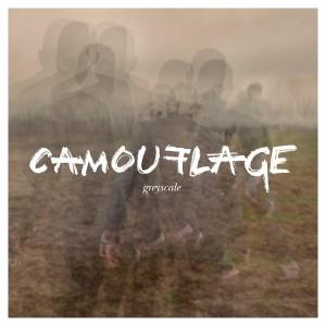 Camouflage - Greyscale