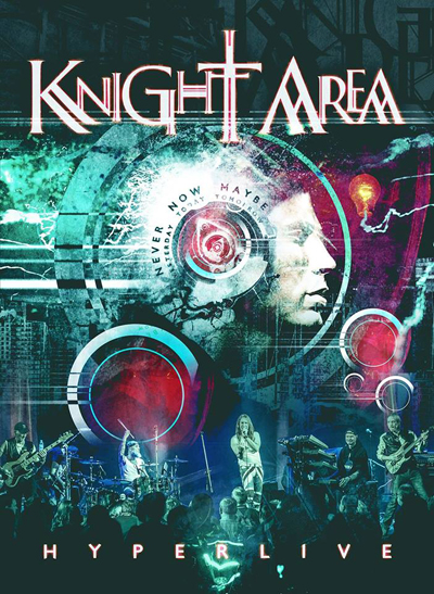 Knight-Area - Hyperlive DVD