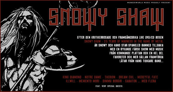 Snowy-live