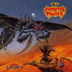 PRAYING MANTIS legacy