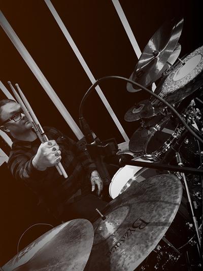 KATATONIA trummis