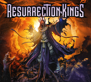RESURRECTION KINGS COVER