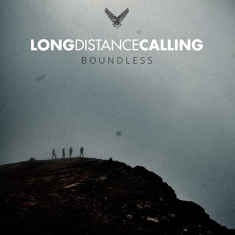 Long Distance Calling annonserar nytt skivsläpp 2018.