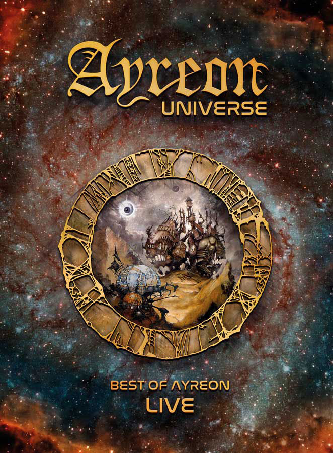Ayreon Universe – The Best of Ayreon Live