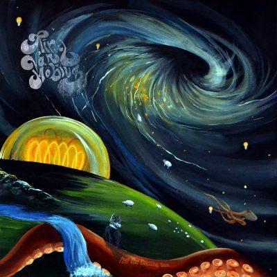 Ring Van Moebius – Past The Evening Sun