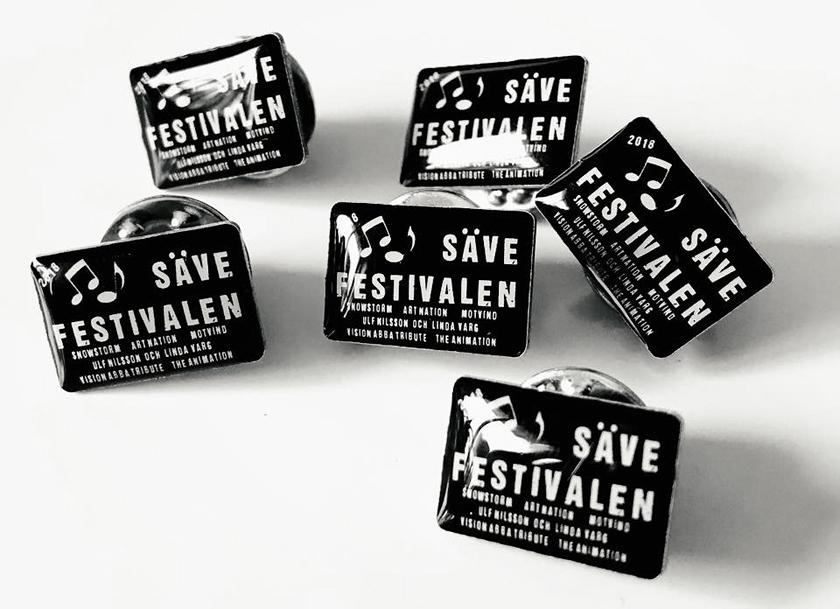 Motvind, Art Nation och Snowstorm till Säve festivalen.