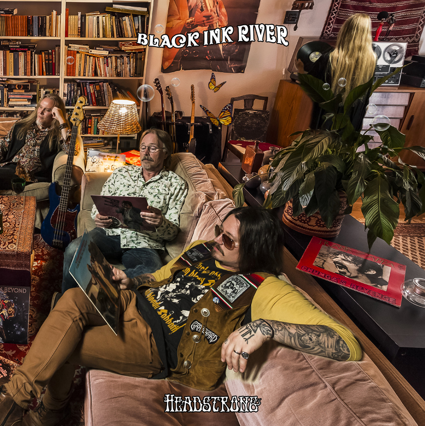 Black Ink River – Headstrong