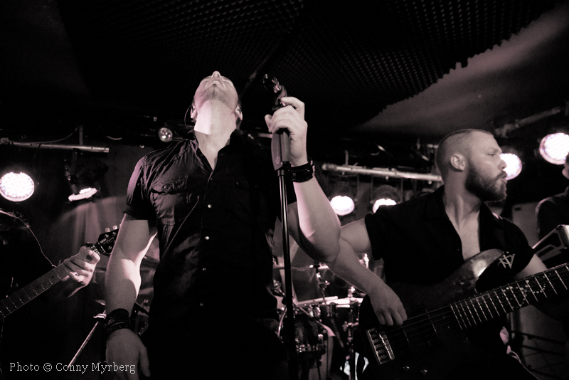 Seventh Wonder – MX Rockbar/Alingsås 6/9-2014