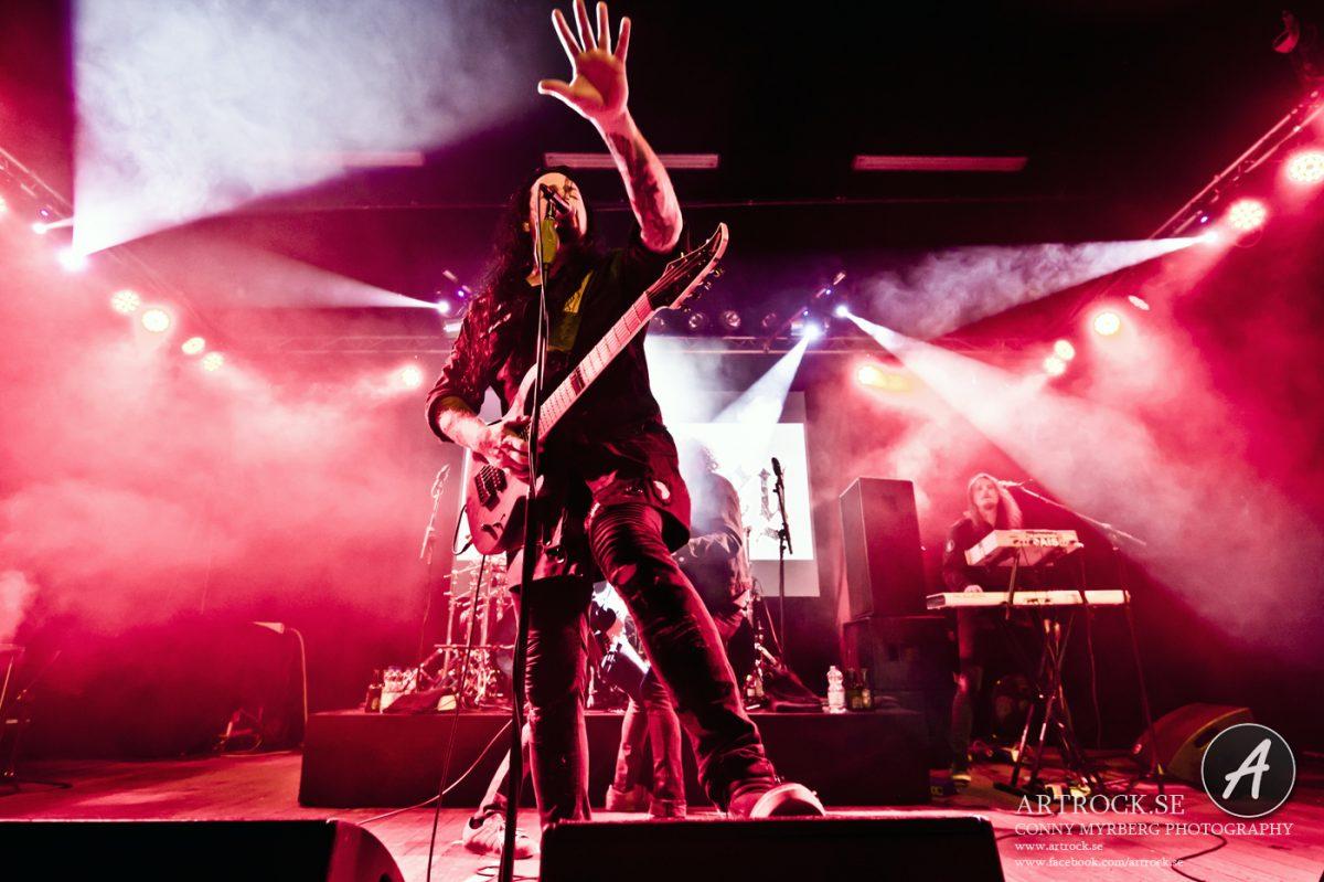 Evergrey – ProgPower Europe 2018